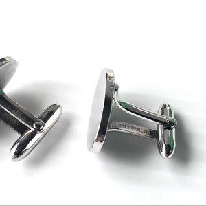 DB Sterling Silver Cufflinks